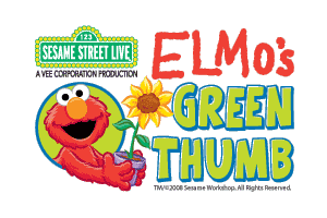 Elmo's Green Thumb