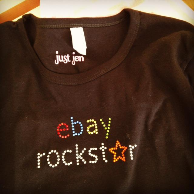 Put Sparkle In Your Wardrobe With Just Jen – Shirt Review & Giveaway