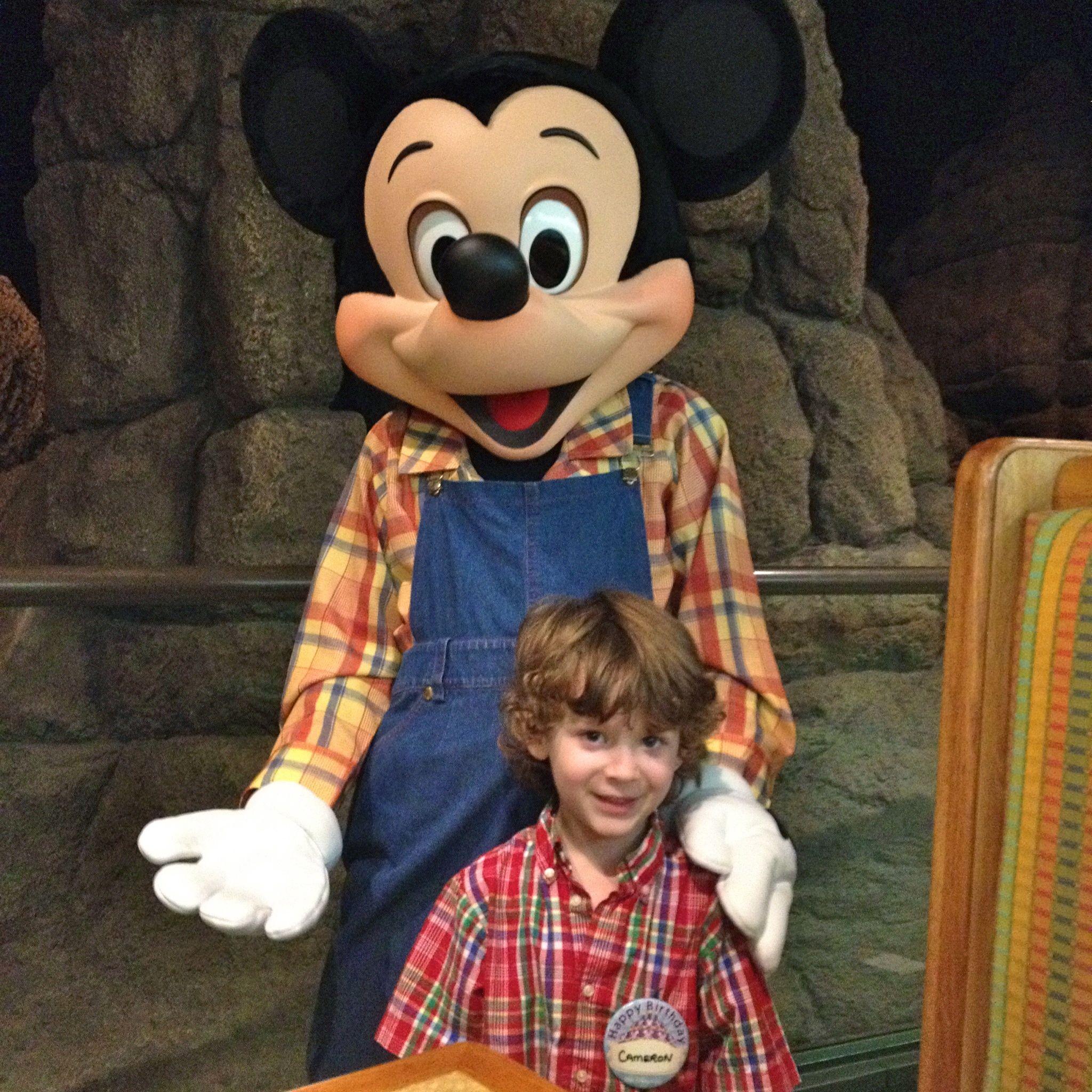 Wordless Wednesday Mickey Mouse: Wordless Wednesday: 4th Birthday Fun
