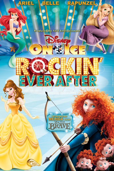 Disney On Ice Rockin' Ever After Is Coming to Orlando