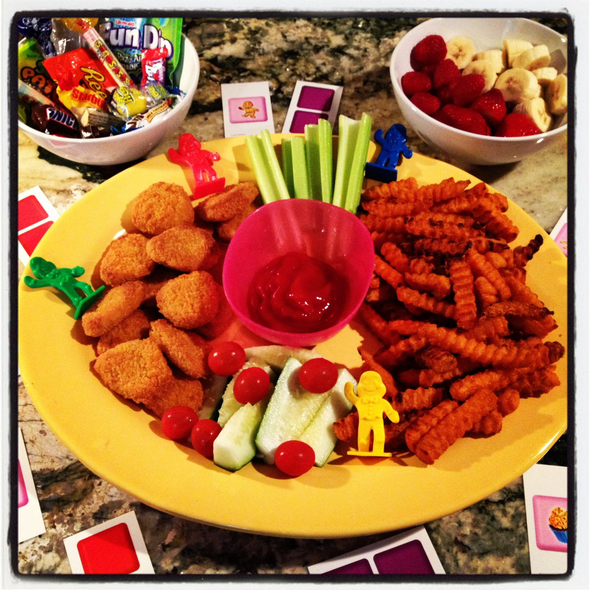Family Game Night and #DipDipHooray Party #Cbias