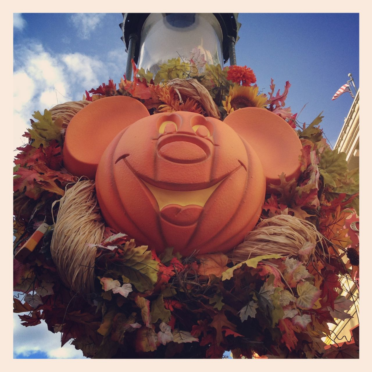 Wordless Wednesday: Mickey's Not So Scary Halloween Party
