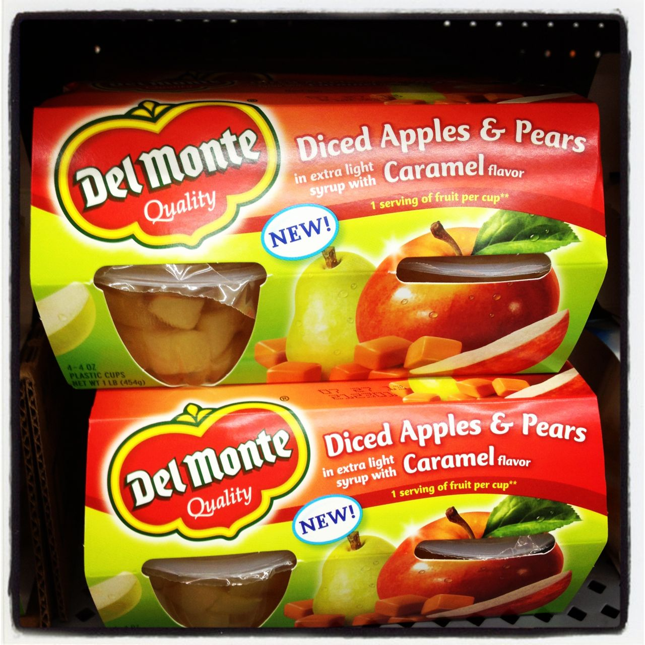 New Del Monte Festive Fruit Cups Are Awesome #SmartSnack #CBias