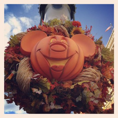 A Spooktacular Celebration at Mickey's Not So Scary Halloween Party 2015 #MNSSHP
