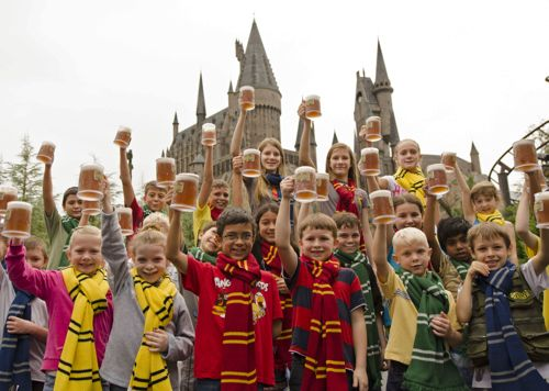 On Wednesday, December 12, 2012, Universal Orlando Resort and its guests celebrated the five-millionth serving of Butterbeer.