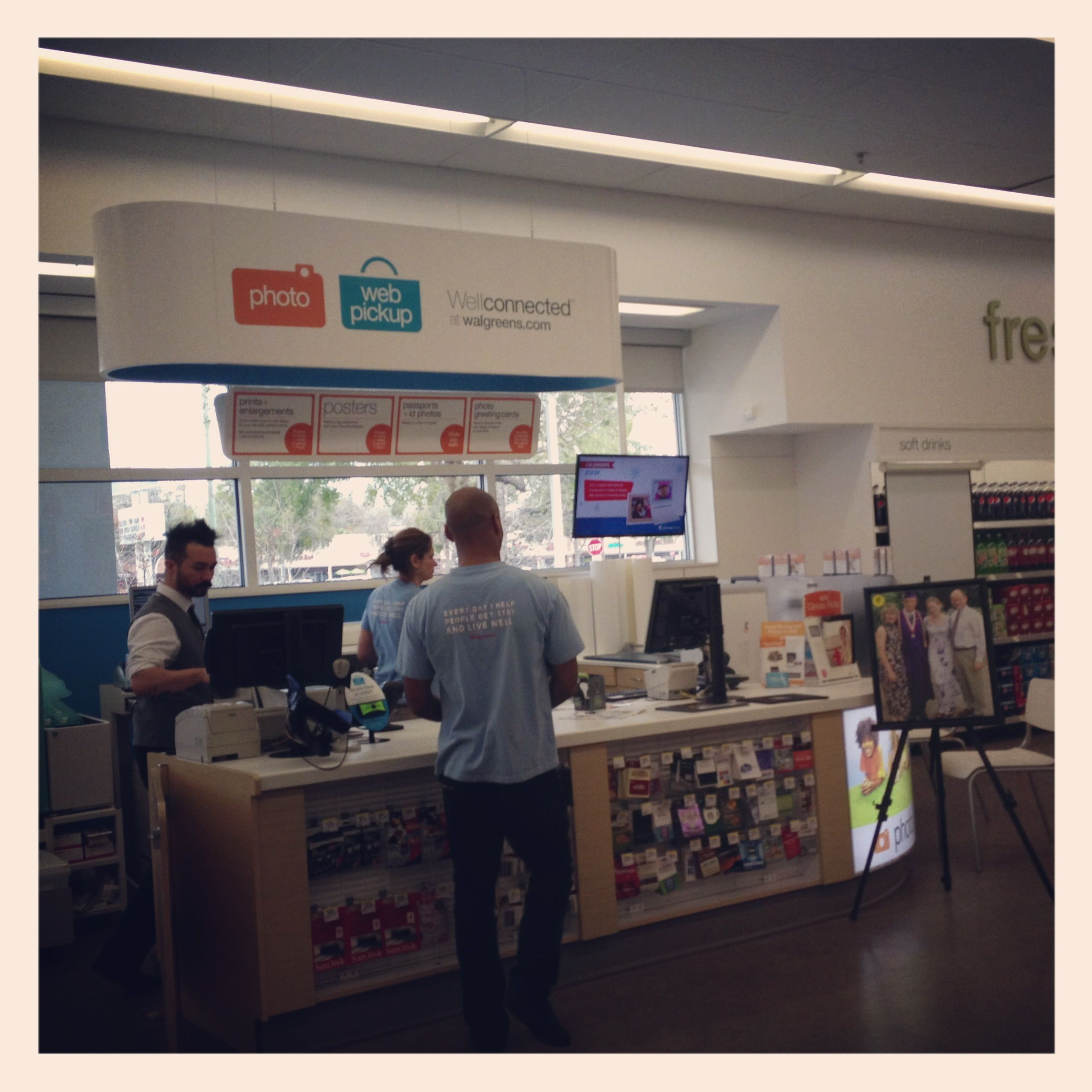 Walgreens Web Pickup Counter #HappyHealthy