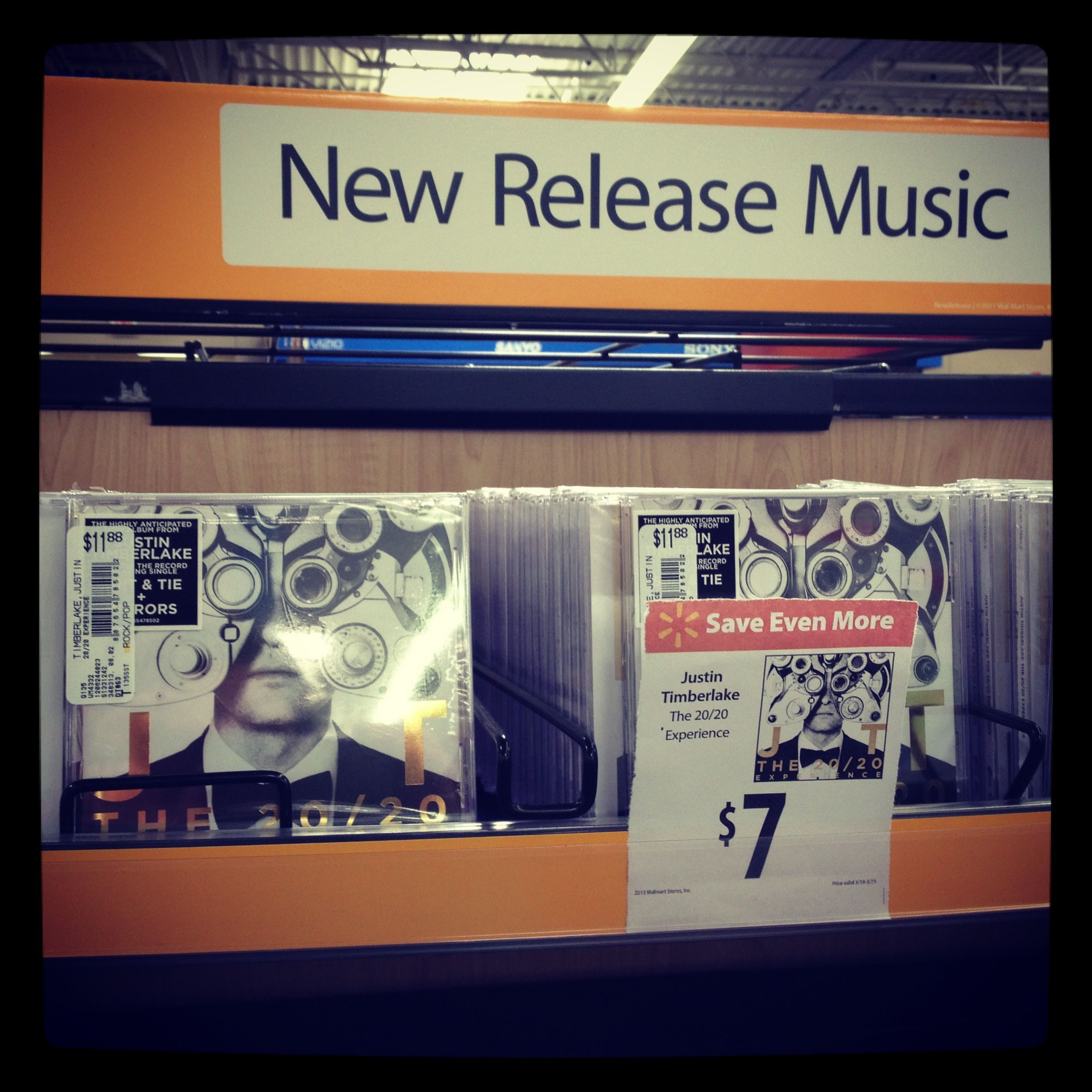 New Released Music At Walmart