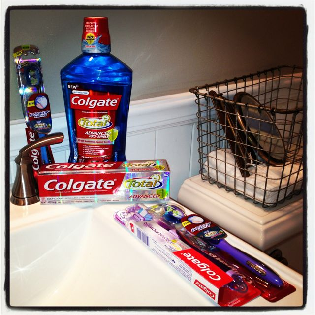 Creating A Happy And Healthy Smile With Colgate Total Advance #HappyHealthySmiles #Cbias