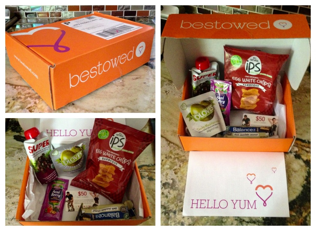 Snack Healthy And #WIN a Bestowed Box + Coupon