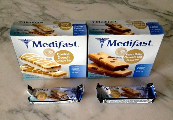 MedifastChewyBars