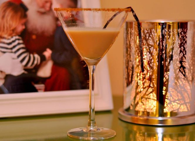 GingerbreadMartini