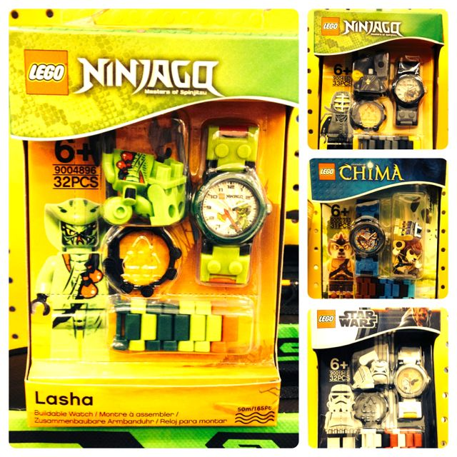 LegoWatches