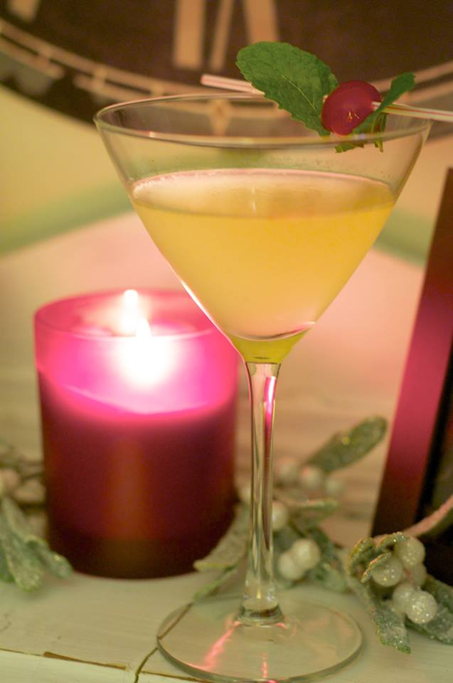 Partridge in a Pear-Tini