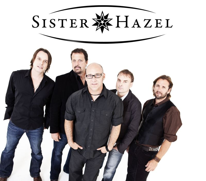 Sister Hazel w Logo