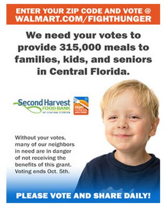 VoteForSecondHarvest