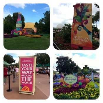 2016 Epcot Food & Wine Festival Dates Announced