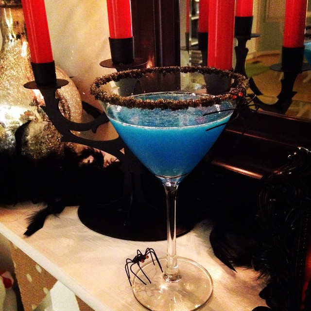 Delightful and Frightful 2014 Sharp Halloween Cocktail Recipes