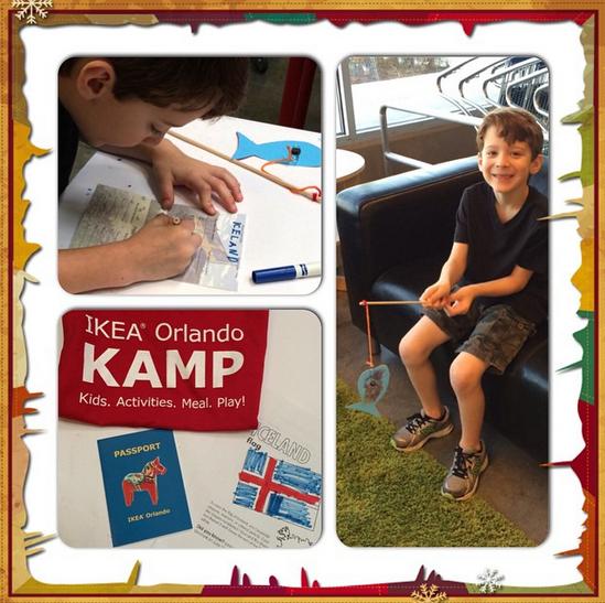 KAMP IKEA Iceland October 2014
