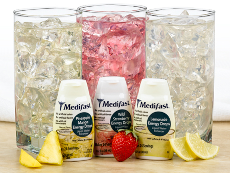 Medifast Energy Drops Variety Pack