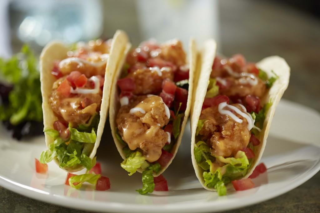 Bang Bang Tacos Bonefish Grill
