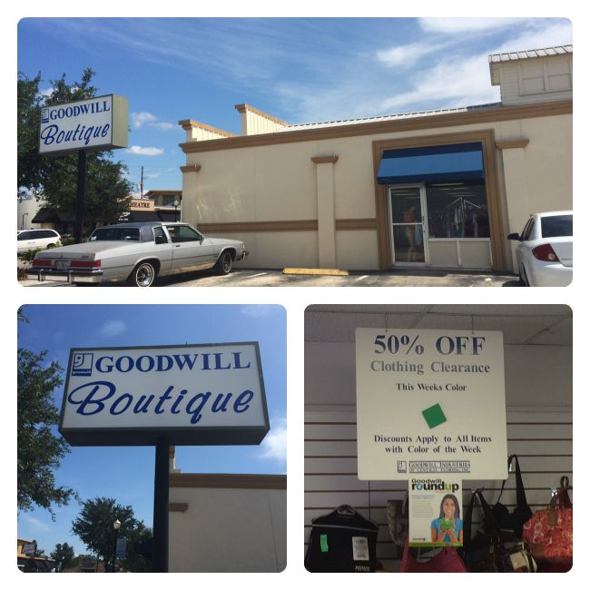 Goodwill Boutique Winter Park