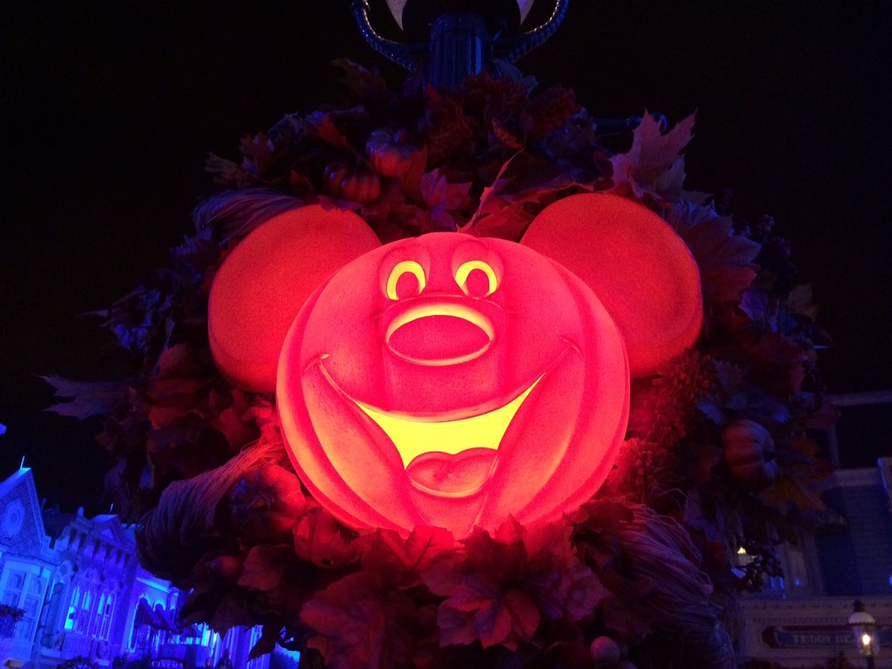 Mickey's Not So Scary Halloween Party Guide 2015