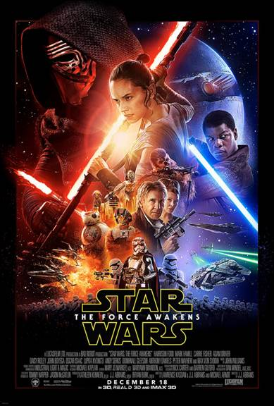 StarWars The Force Awakens