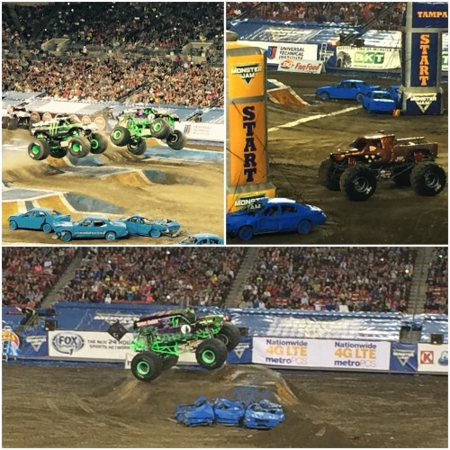 Monster Jam Tampa