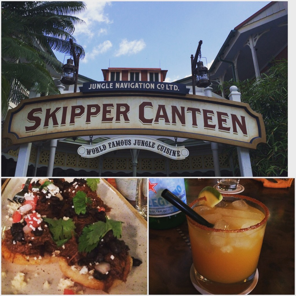 Have A Disney Dining Adventure at Jungle Skipper Canteen