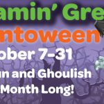 Screamin' Green Hauntoween At Crayola Experience October 7-31
