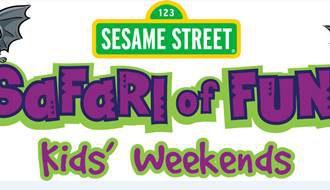 Busch Gardens Sesame Street Halloween Event For Kids