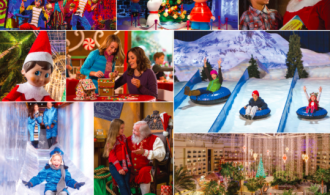 Snoopy, Snow, and So Much More Will Make the Season Bright At Gaylord Palms