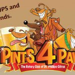 Pints For Paws Benefiting Pet Alliance of Greater Orlando