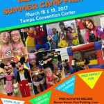 Free Tampa Bay Kids Fest & Summer Camp Fair