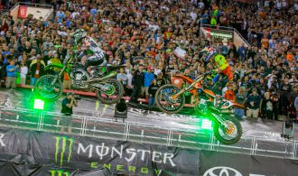 Monster Energy Supercross Rides Into Tampa