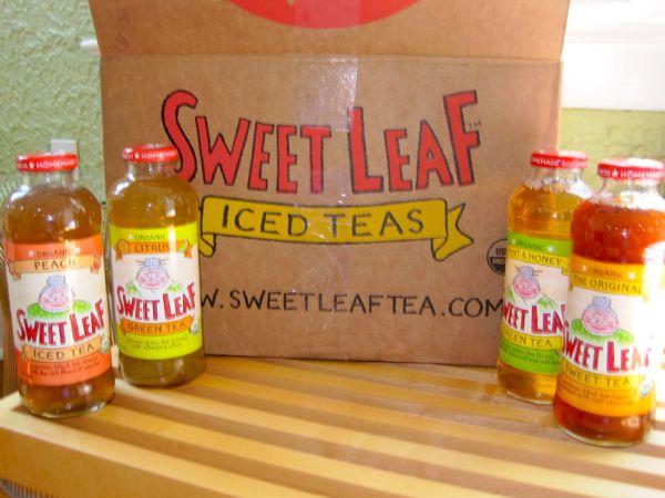 Sweet Leaf Tea Review & Giveaway (2 Winners)