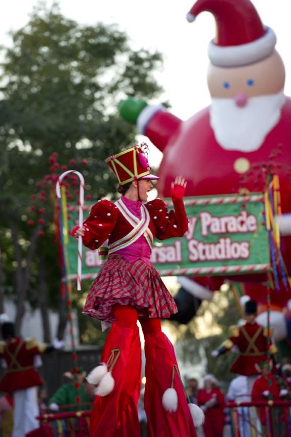 Universal Orlando Resort's Holiday Celebration Returns December 6