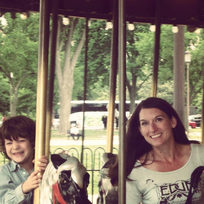 Wordless Wednesday: Family Fun In Washington