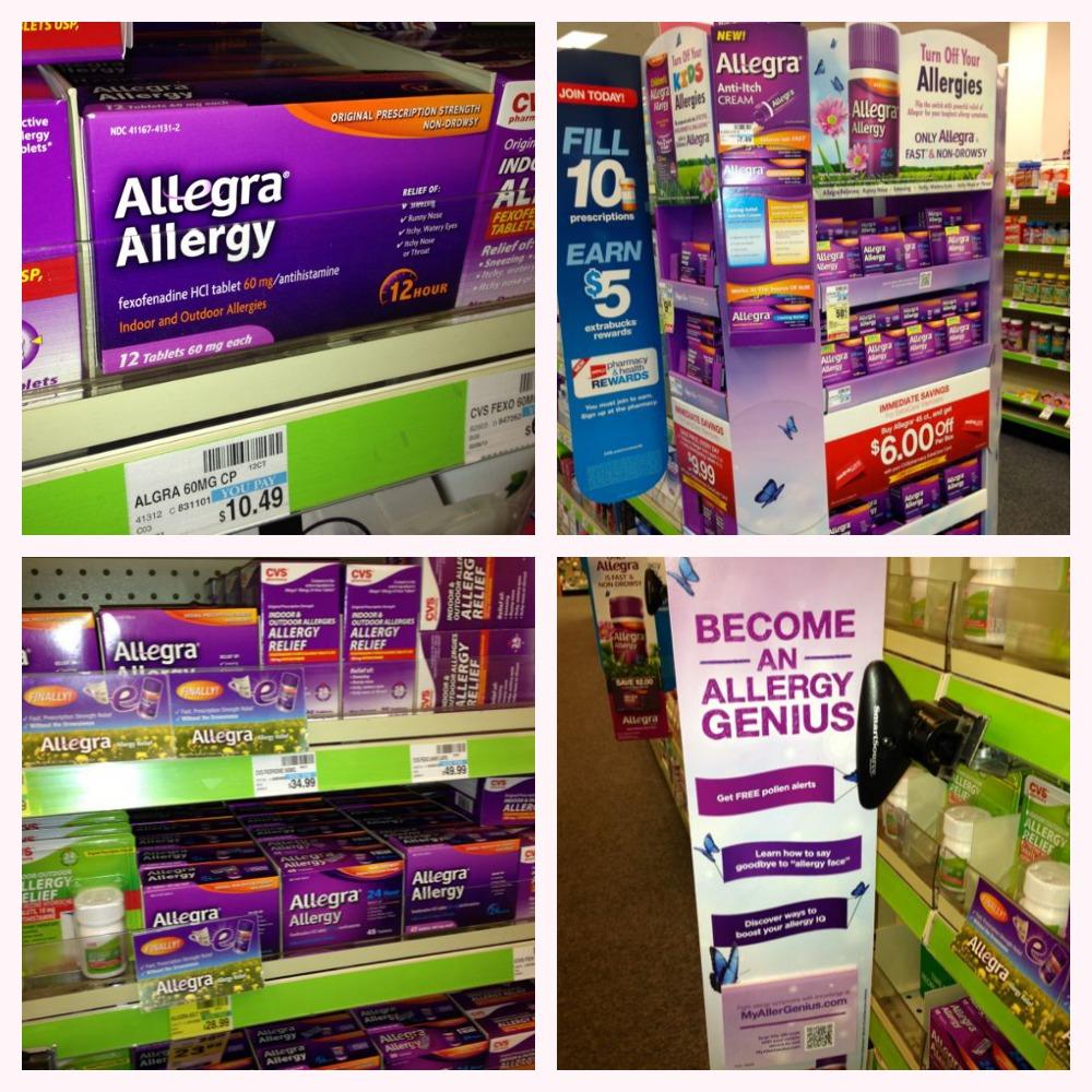 Allegra Is The Allergy Solution For My Family #MyAllerGenius #cbias