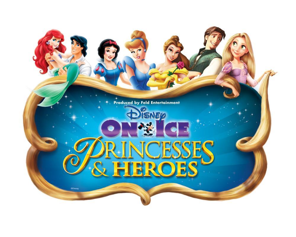Disney On Ice Princesses & Heroes Orlando Ticket #Giveaway