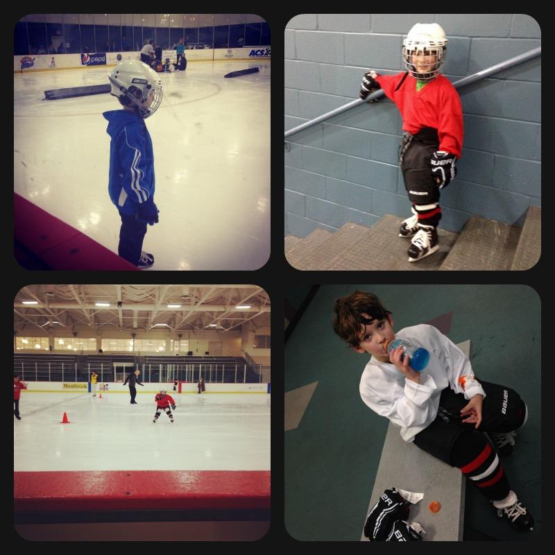 Try Ice Hockey For FREE At RDV Ice Den November 2, 2013