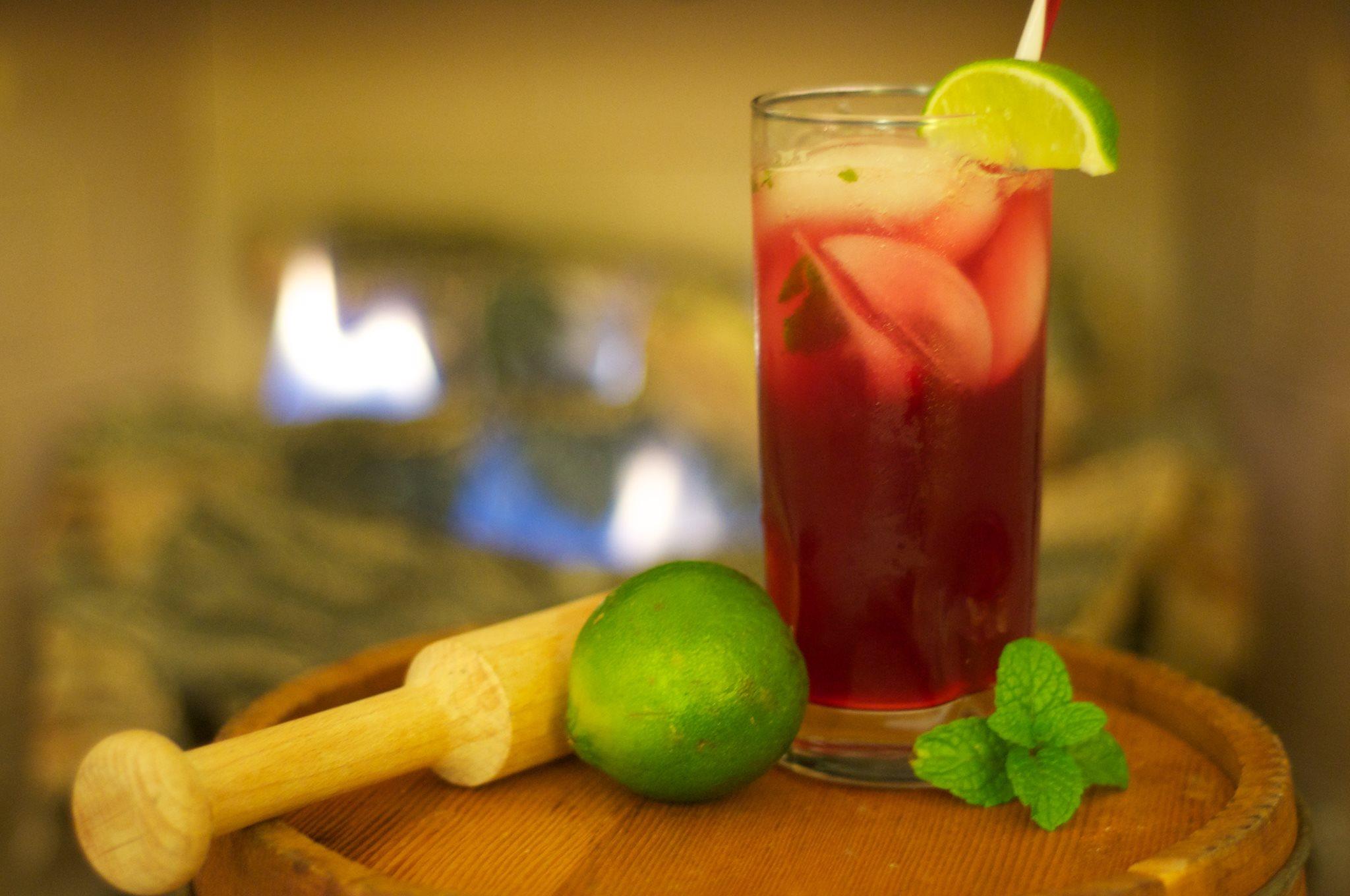 2013 Sharp Holiday Cocktail Recipes