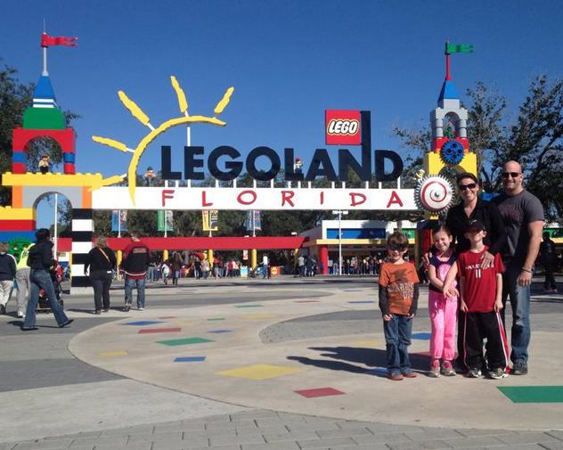 An Extended Family Celebration At LEGOLAND #LEGOLANDFlorida