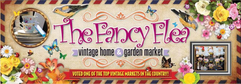The Fancy Flea Lakeland Vintage Home & Garden Market 10/31 – 11/1