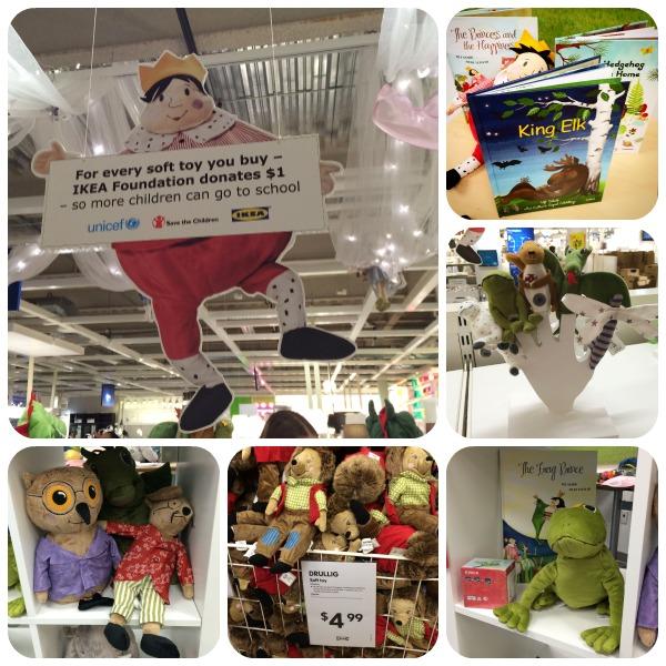 IKEA For The Holidays #WrappedInIKEA #SoftToys4Education (Part 1)