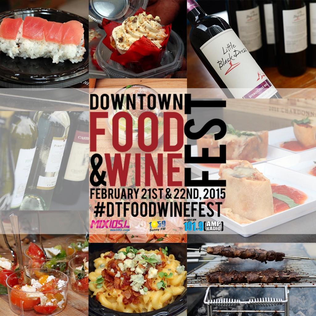 #Orlando Downtown Food & Wine Fest 2015 @DTFoodWineFest