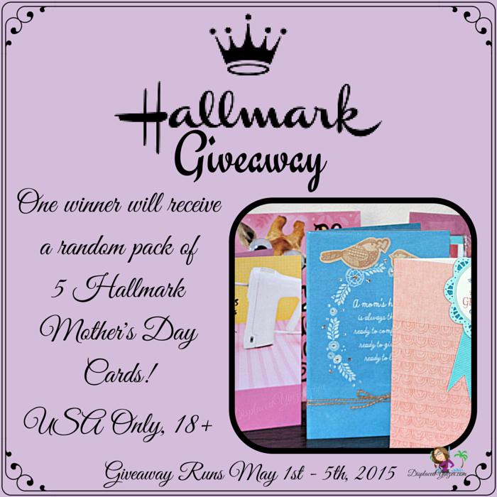 #PutYourHeartToPaper #LoveHallmark Mother's Day Card Giveaway