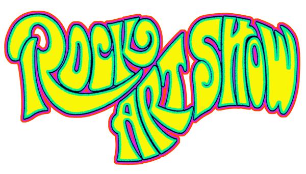 1059 SUNNY FM Rock Art Show & Sale @Artegon_Orlando #RockArtShow #Artegon
