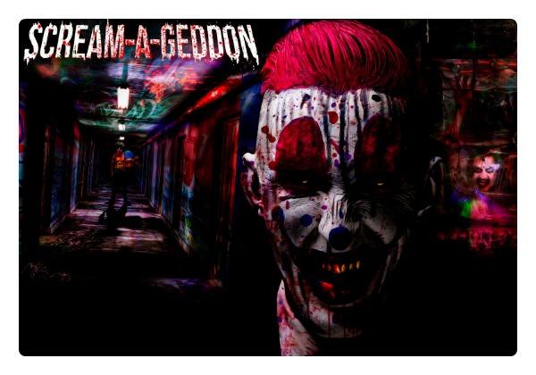Win 4 Tickets To SCREAM-A-GEDDON Tampa Bay