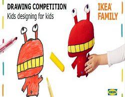 IKEA Children's Drawing Competition – Create Next Years SAGOSKATT!